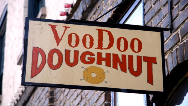 World Famous Voodoo Doughnuts